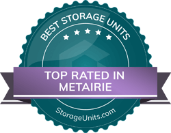 Top Mini Storage in Metairie